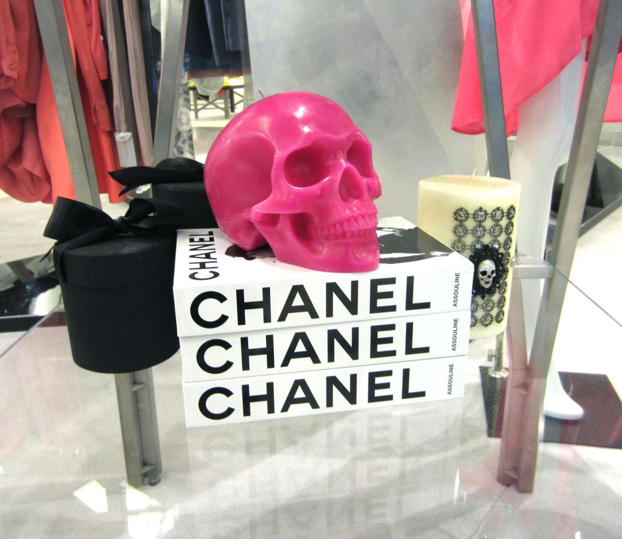 Chanel Makeup room