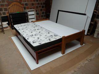 Cama retr til cama de solteiro que vira cama de casal for Sofa que vira beliche