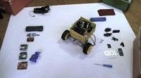Ein Roboter entsteht...  Robotorbaukasten für jedermann