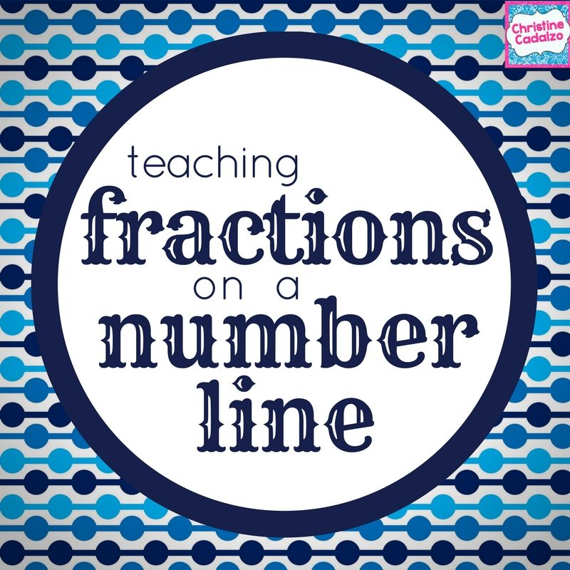 Kids tend to do really well understanding the concept of a number line and using it to count whole numbers. And they also are usually able ...