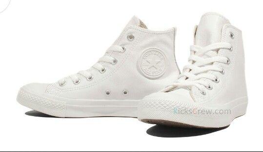 Pure, clean white...