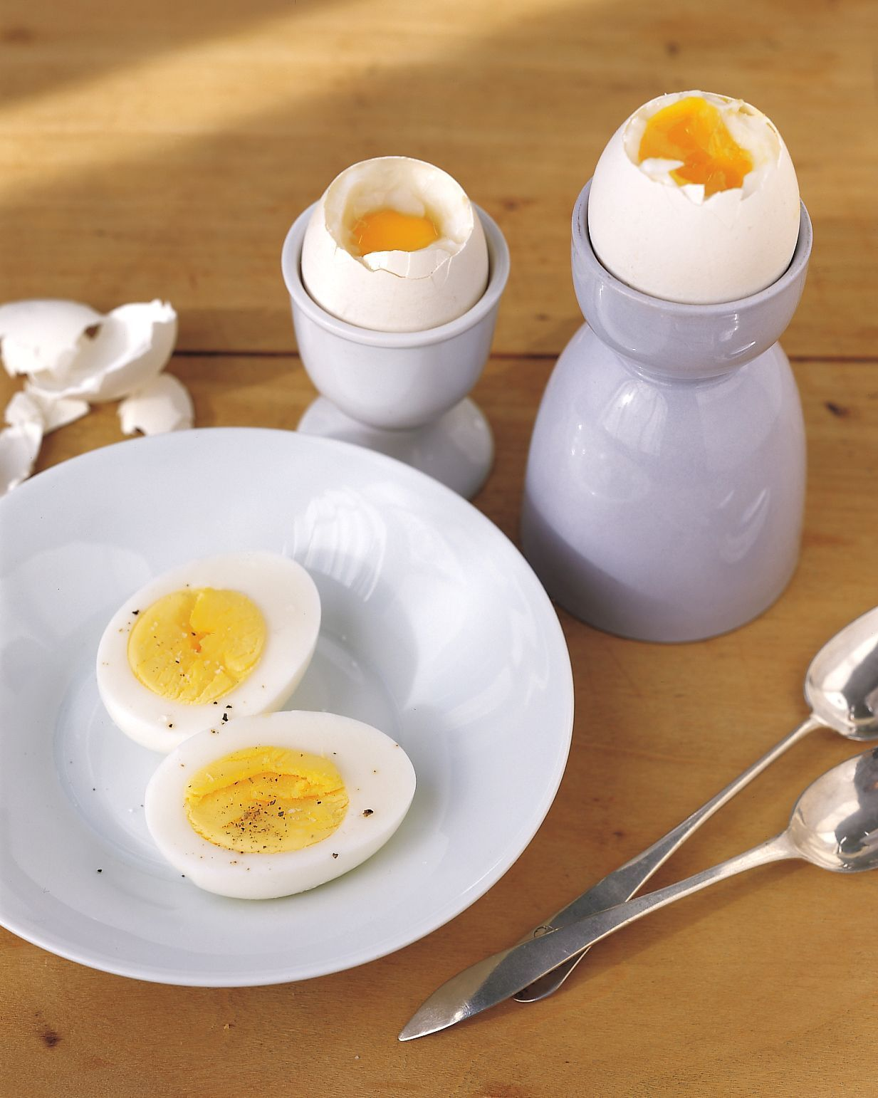 Martha's Soft-Boiled Eggs #boiledeggnutrition Martha's Soft-Boiled Eggs #hardboiledeggs