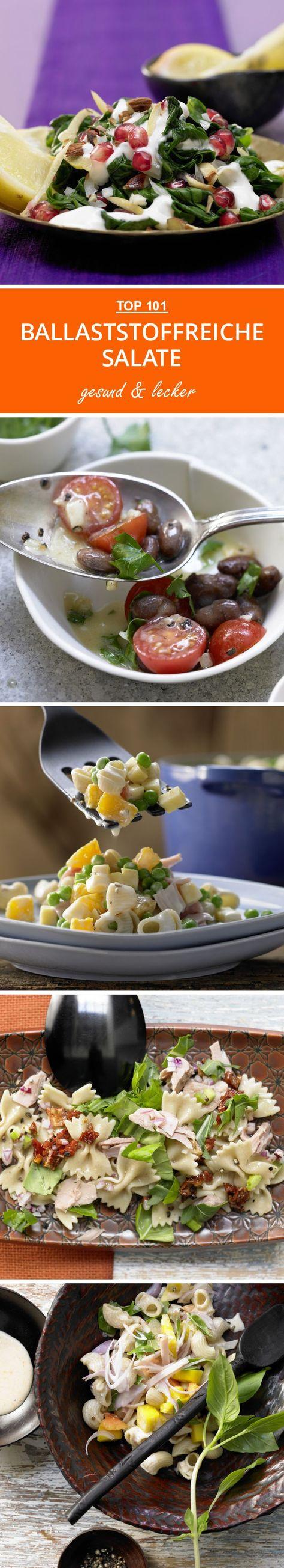 Ballaststoffreiches Essen