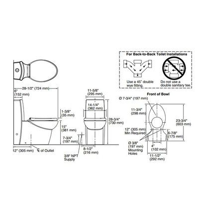 Pleasing Kohler Saile Skirted One Piece Elongated Dual Flush Toilet Inzonedesignstudio Interior Chair Design Inzonedesignstudiocom