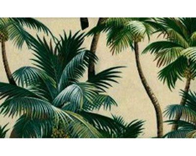 Fabric Palm Tree Futon Cover Tropical Cushion Covers Tropical