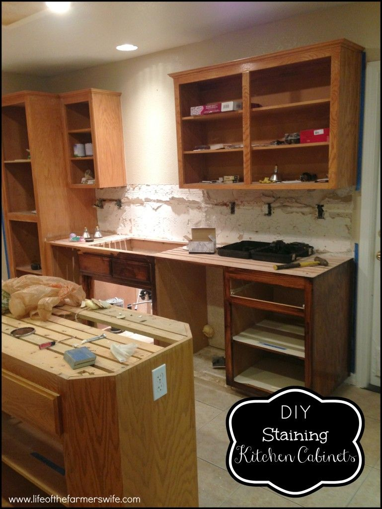 10x10 Grow Room Design: Diy Staining, Stained Kitchen
