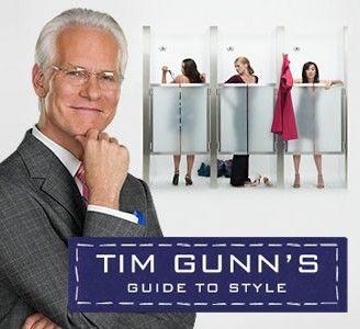 Wish this show was still on. I love Tim Gunn!