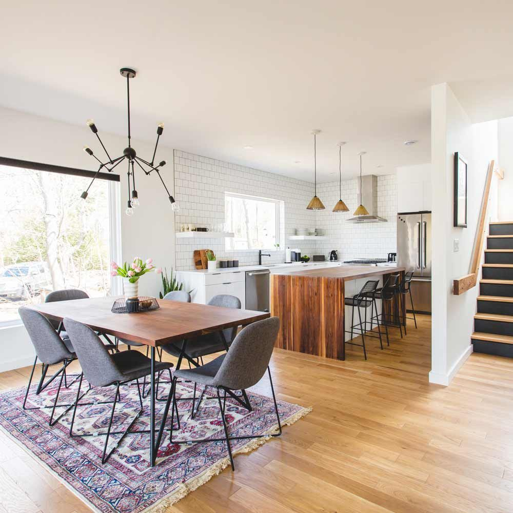 46 Popular Farmhouse Dining Room Design Ideas Trend 2019: A Modern-Day Neighbor In Old Rothesay