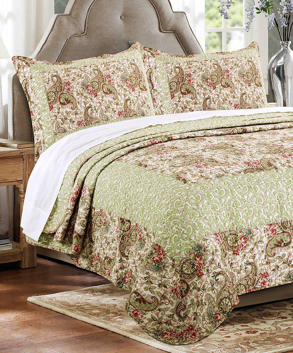 paisley colors com cotton set home kitchen amazon dp king alyssa ponmxprl quilt quilts autumn
