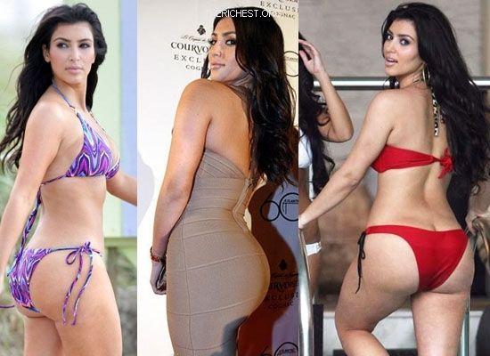 Pin On Kim Kardashian Big Booty Pics See It Now