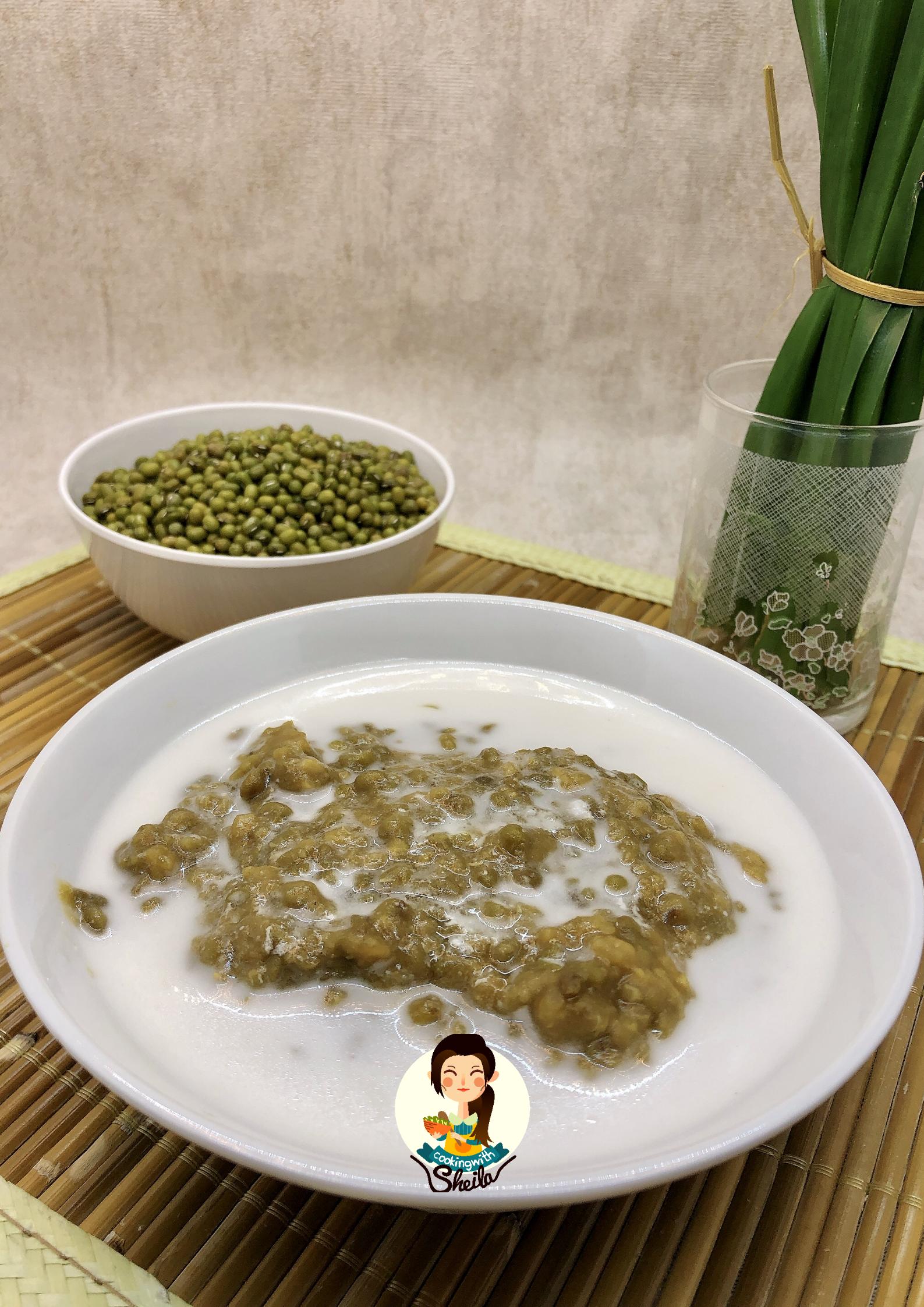 Bubur Kacang Ijo Cooking With Sheila Kacang Memasak Rebusan