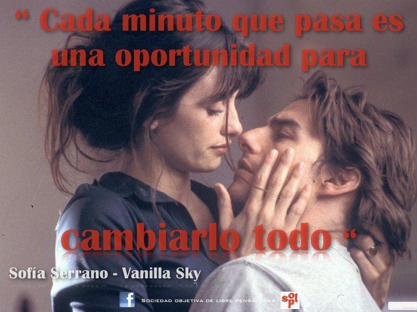 26 Frases De Peliculas Que Seguro Viste Best Romantic Movies Romantic Movies Vanilla Sky