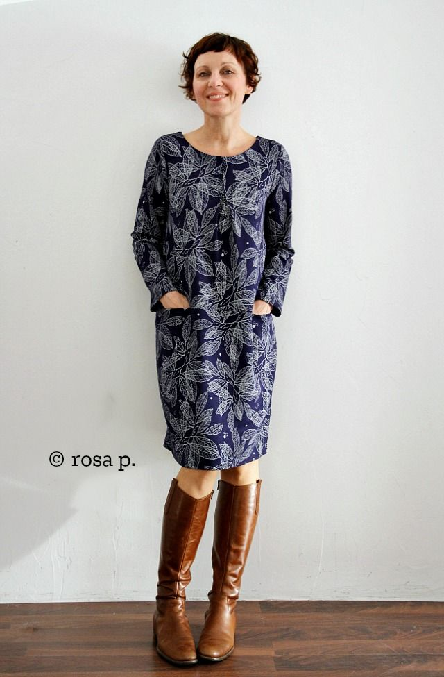 coming soon :: kleid LIVA | Pinterest | Kleid mit taschen, Ich ...