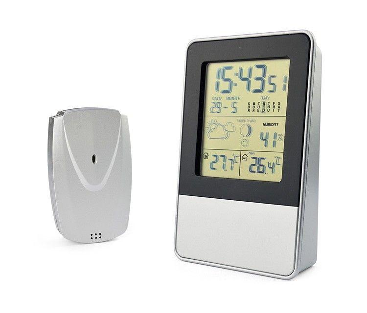 Stacja Pogody Z Czujnikiem Zewnetrznym Ardenis Cooking Timer Timer Electronic Products