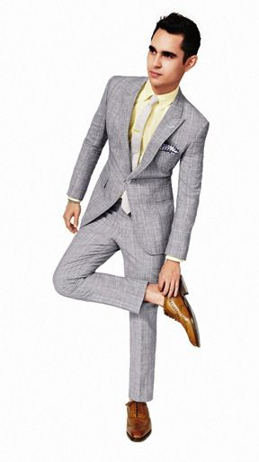I Love Men In Suits — Suits and Shoes: What color shoe goes best ...