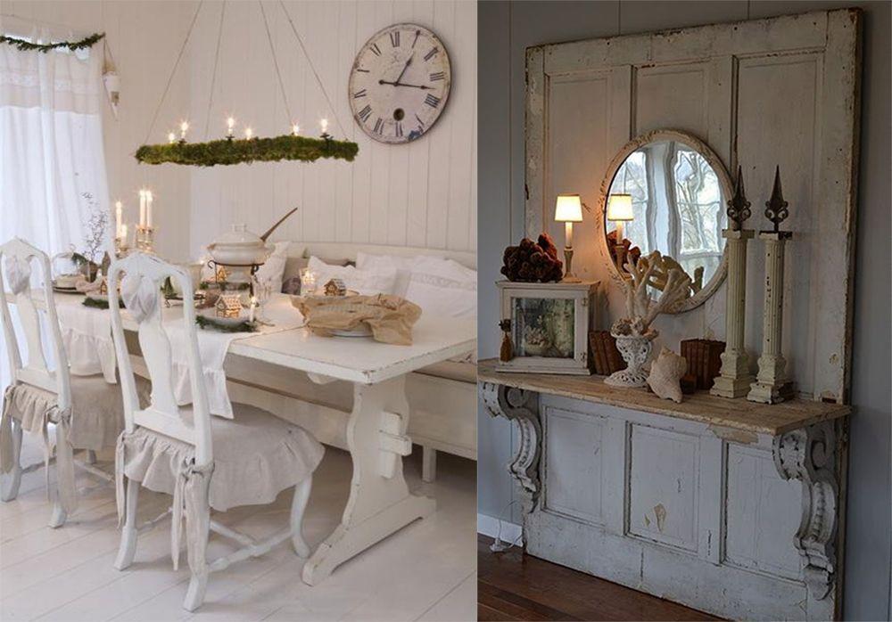Living Room Interior Decorating Ideas Shabby Chic Interior Design