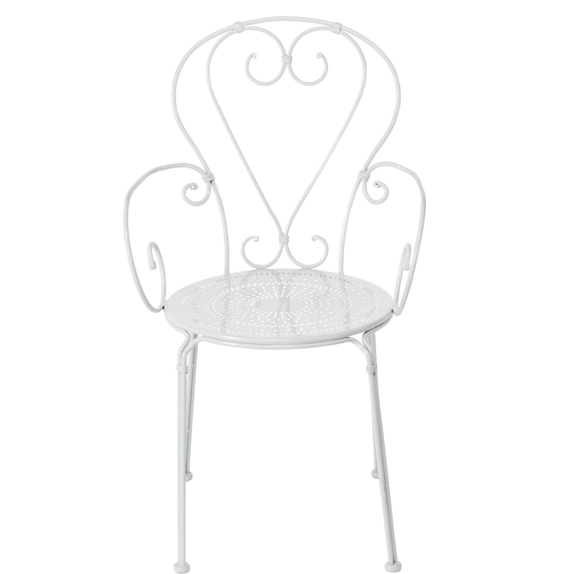 CENTURY szék karfával fehér Szék, Színek