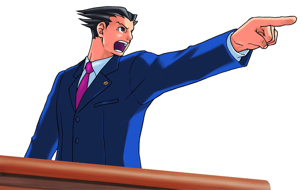 Image Result For Phoenix Wright Objection Attorneys Phoenix
