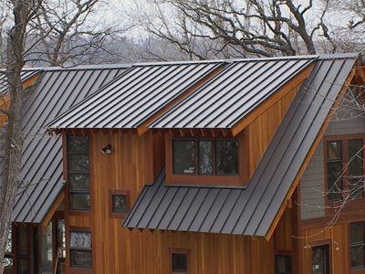 Metal Roof Gallery 1 Metal Roof Houses Metal Roof Colors House Roof