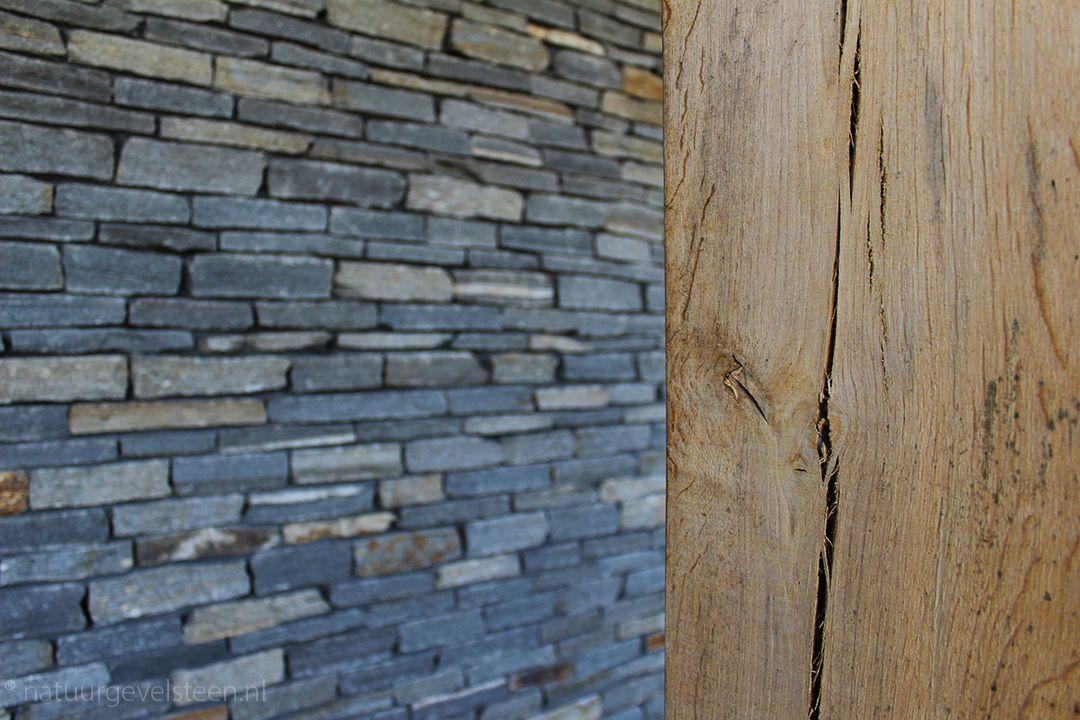 Natuurgevelsteen metselwerk landhuis natuursteen gevels