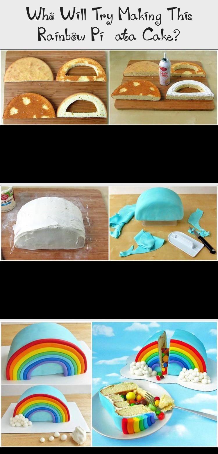 Wer Wird Versuchen Diesen Regenbogen Pinata Kuchen Herzustellen Pinatakuchenregenbogen Pinataku Wer Wi In 2020 Pinata Kuchen Pinata Pinata Kuchen Regenbogen