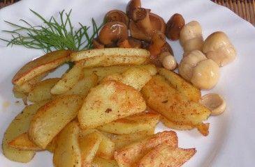 Жареная картошка в мультиварке - рецепты с фото. Как вкусно пожарить картофель в мультиварке