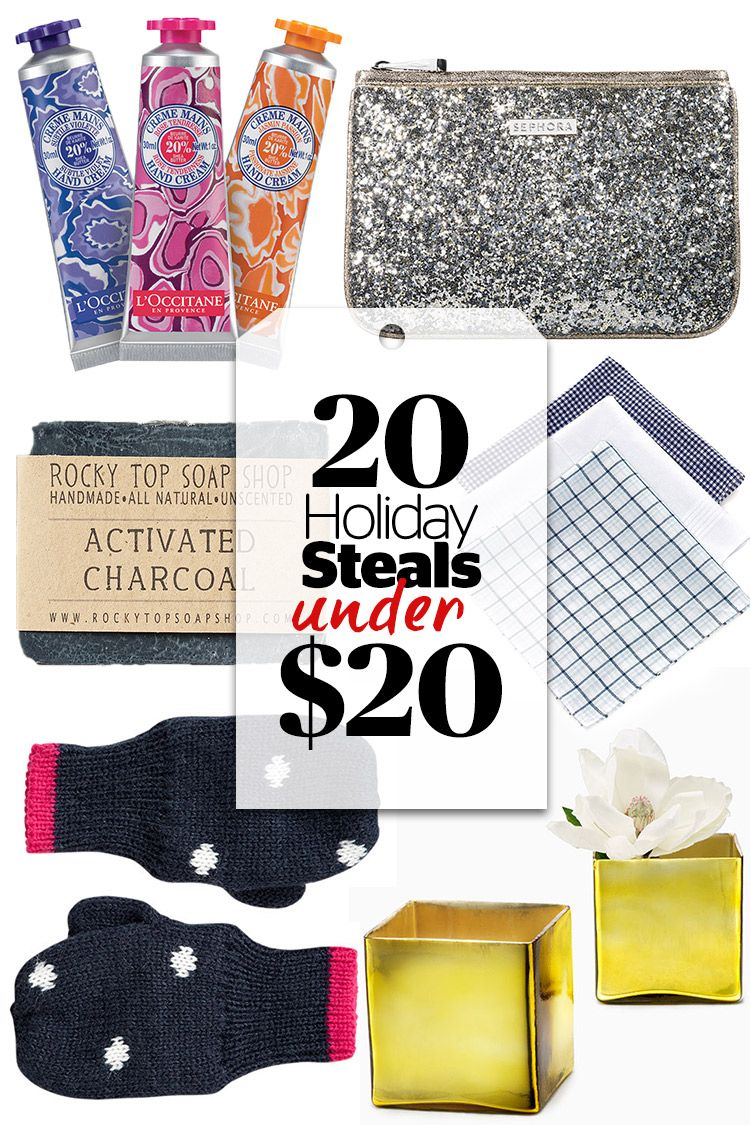 40 Gifts Under 20 For Everyone On Your List Teacher Holiday
