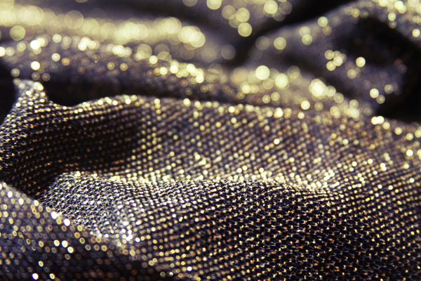 cb34e398c75 Lurex - The brand name for a type of yarn or fabric that incorporates  metallic thread.