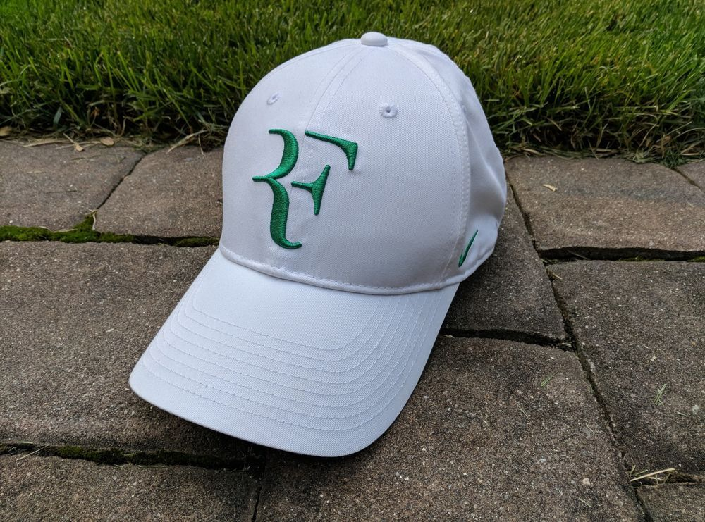 Nike Featherlight Dri Fit White Hat Adjustable Tennis Hat Golf Running Hat Cap Nike Aerobill Running Hats Dri Fit Nike