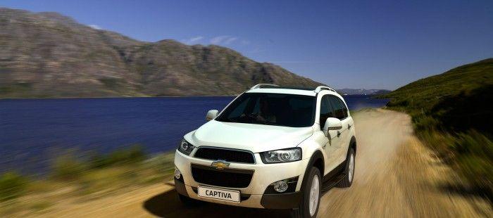Chevrolet Captiva Voiture