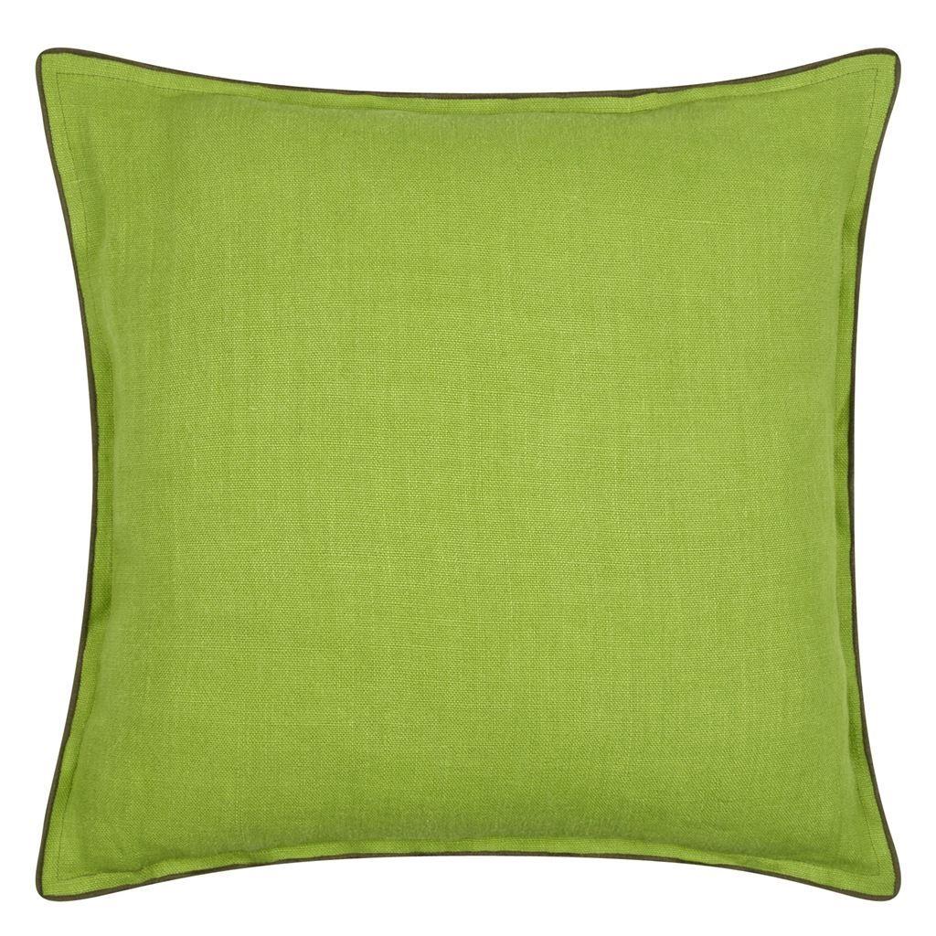 Brera Lino Leaf Cushion Designers Guild Cushions