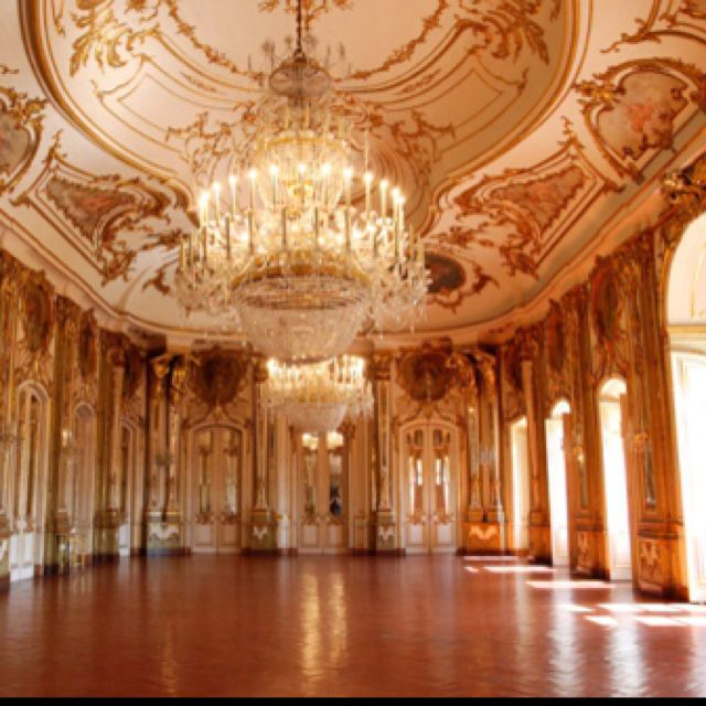 It Looks Like The Ballroom In Beauty Beast