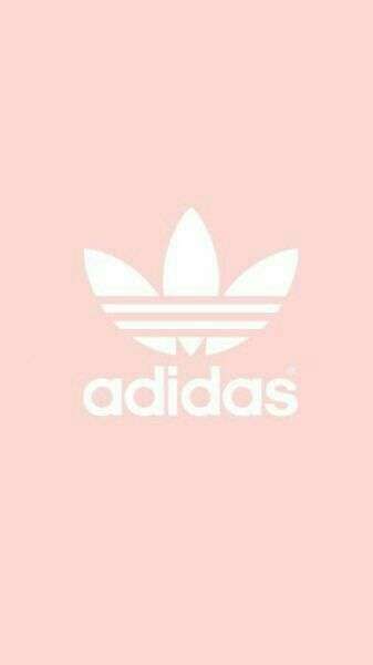 Logo Adidas rosa