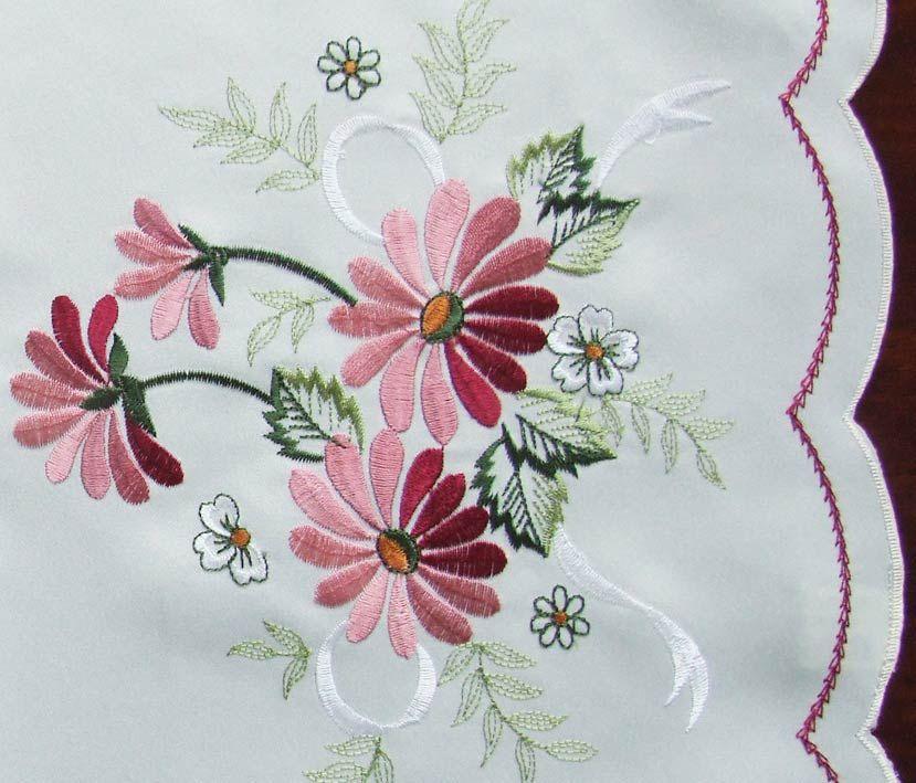 Flores silvestres 695 829 709 dibujos de flores - Pintura en tela motivos navidenos ...