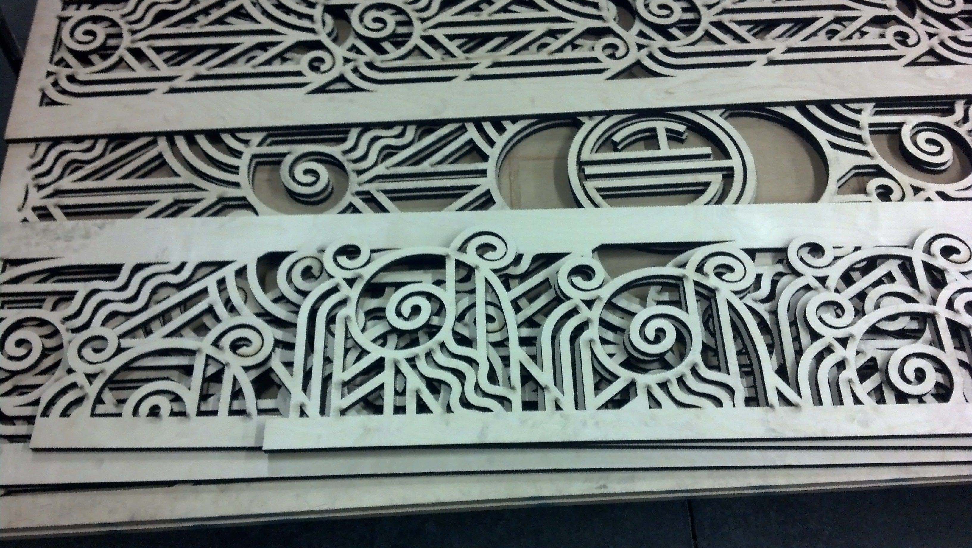 Wedding decorations gate  We can cut your designs from wood decorative gates ornamental