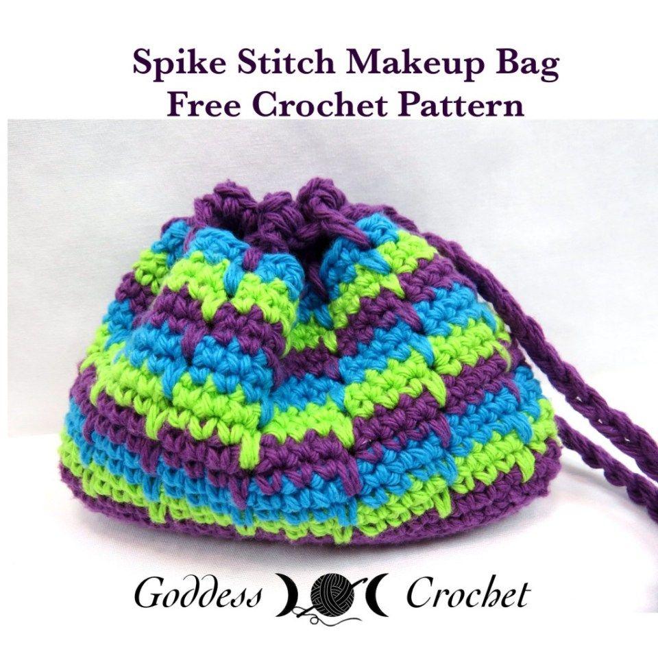 Free Crochet Bag Pattern | Crochet - Purse | Pinterest | Free ...