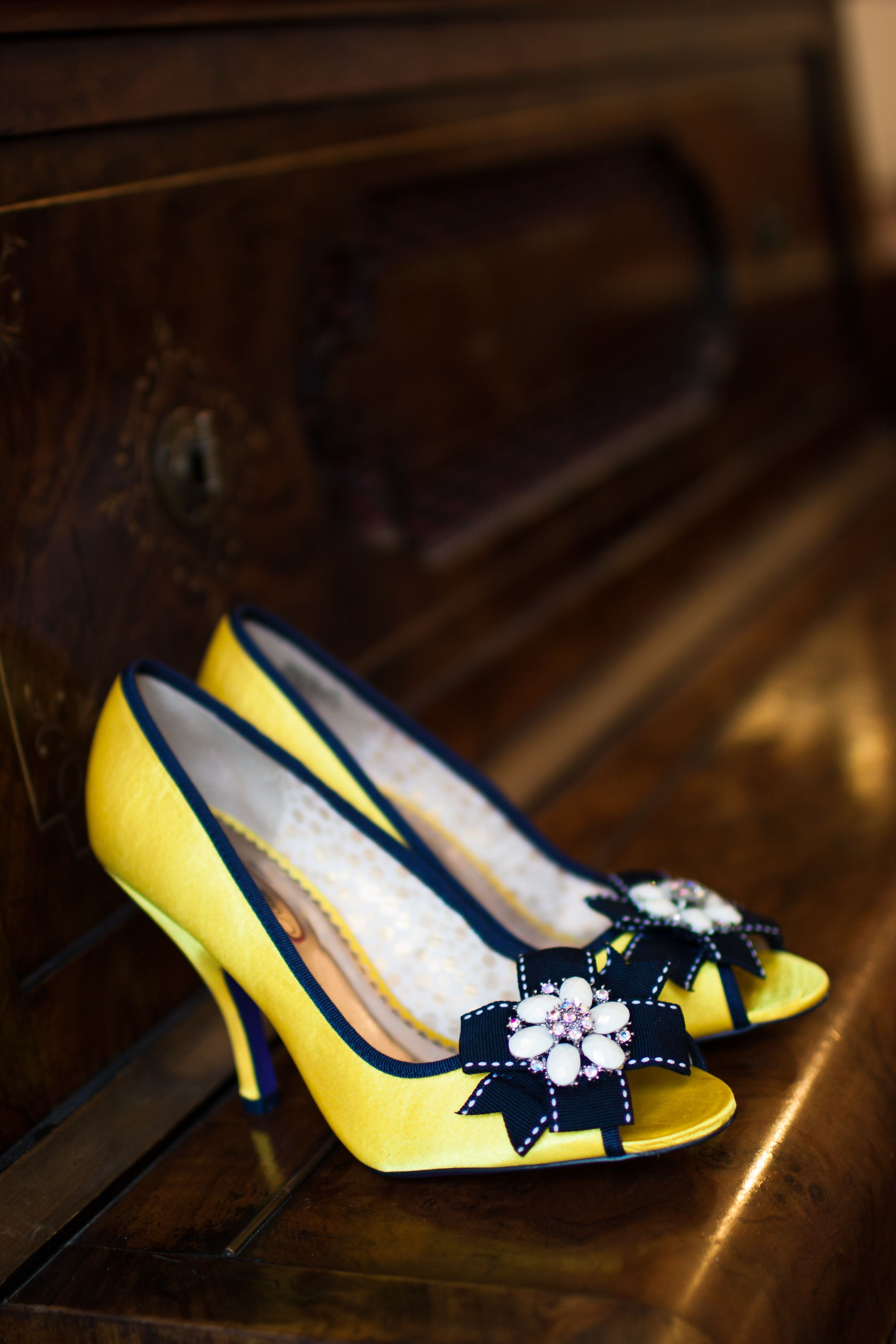 Bridesmaid shoes (gray instead of blue) | Blue wedding ...