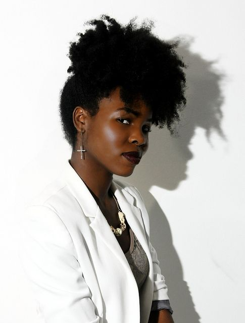 Cool 1000 Images About My Style On Pinterest Natural Hair Afro And Hairstyles For Women Draintrainus