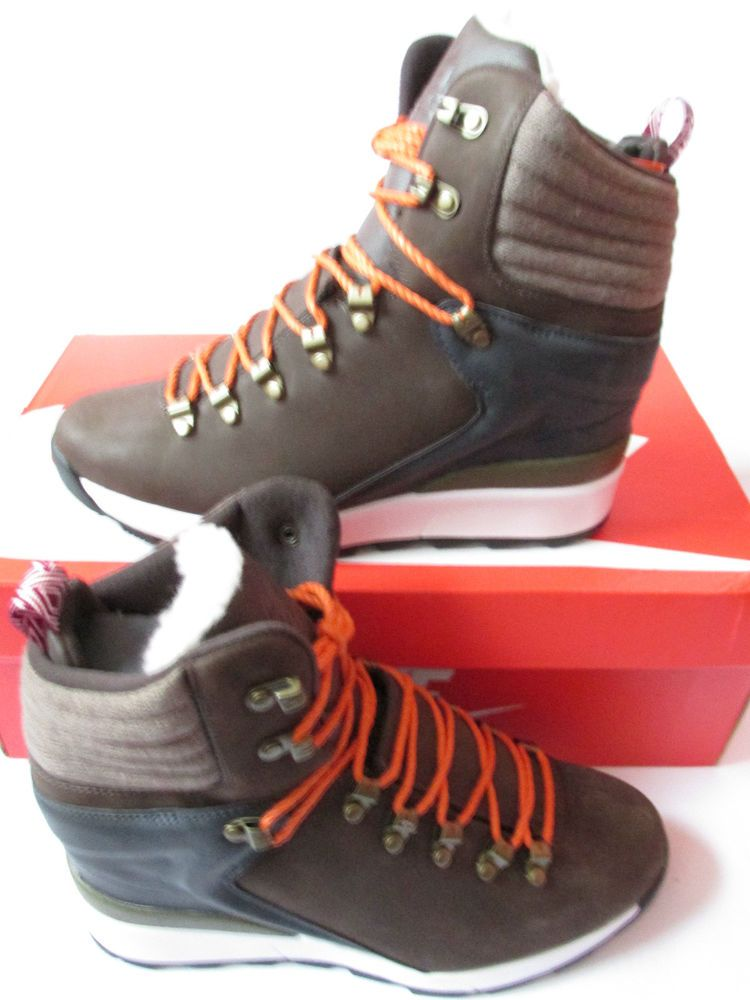 585cdffaaf9 nike ACG womens zoom astoria SKY HI casual wedge boots 599497 280 sneakers  shoes I need this shoe size 10