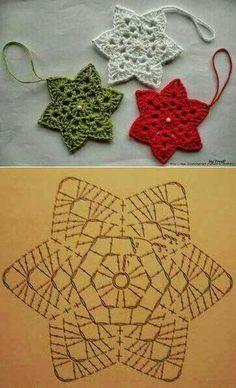 Photo of lexyskreativblog: Adventskalender – Tür 6 #crochetelements lexyskreativblog …