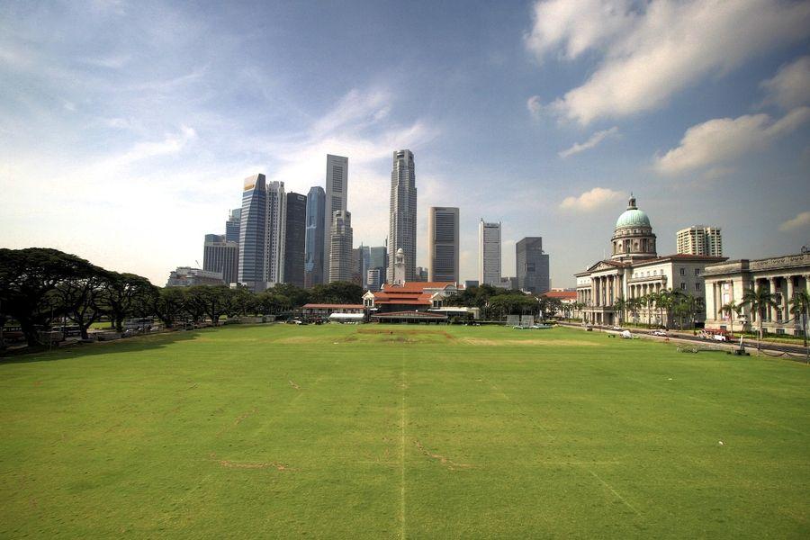 Singapore Cricket Grounds By Mathew Spolin Via 500px Singapore World Best Photos Photo