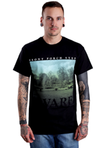 Front Porch Step - Cover - T-Shirt