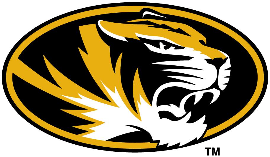 Missouri Tigers Primary Logo 5 Logo