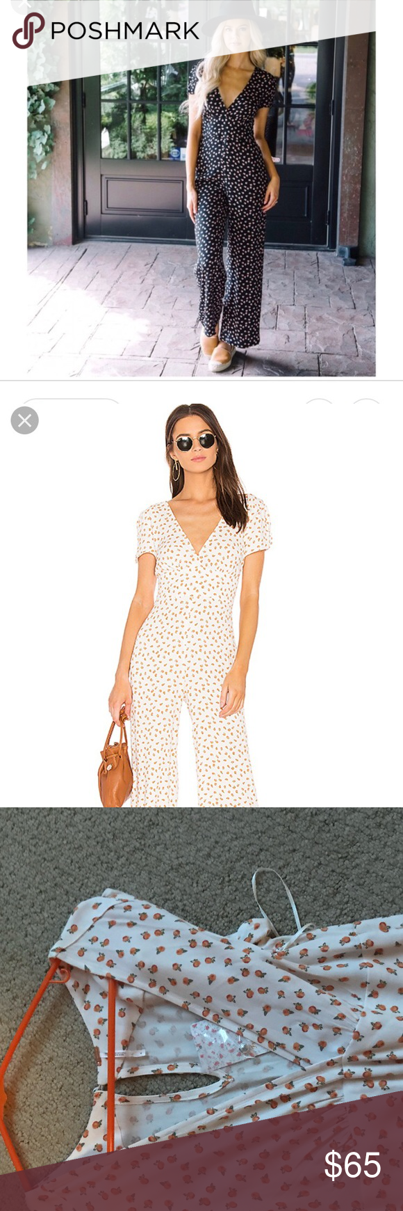 2da50c1bd6c Free people Mia jumpsuit Never worn adorable jumpsuit! Offers welcome no  trades Free People Pants Jumpsuits   Rompers