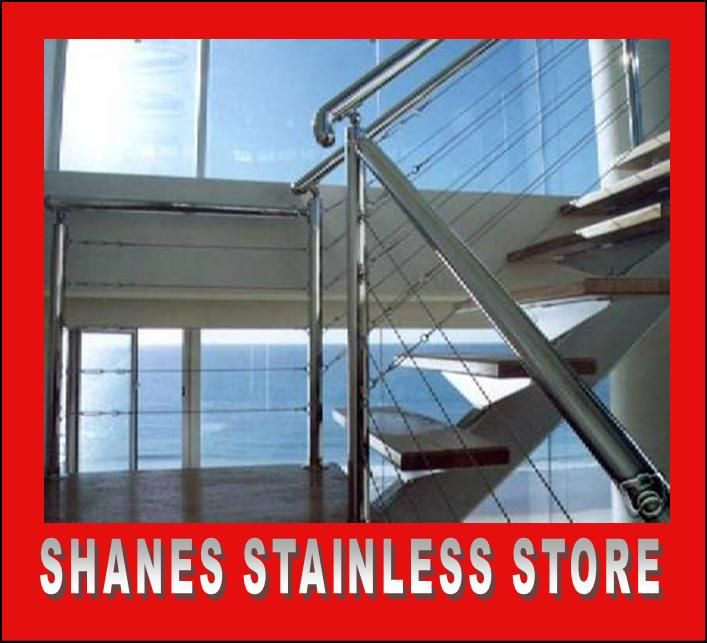 Have a look towards the steps made by stainless steel wire ...
