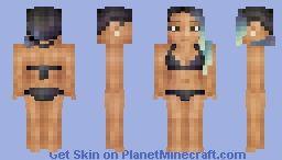 Tropical Ocean Moving Eyes Minecraft Skin Minecraft Skins I Ve