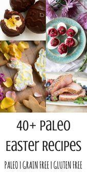 Photo of 40+ köstliche Paleo-Osterrezepte! – Oh verdammt! Lass uns essen! #easter recipe…