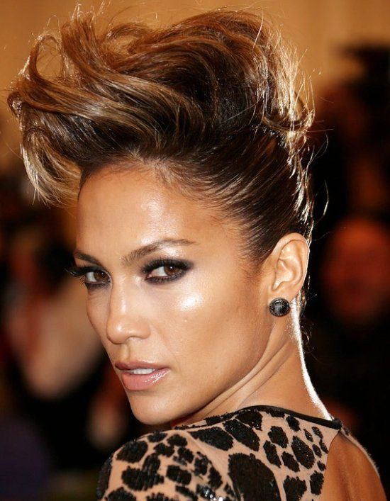 Beautiful Color Jennifer Lopez Hair Hair Beauty Hairstyles Haircuts