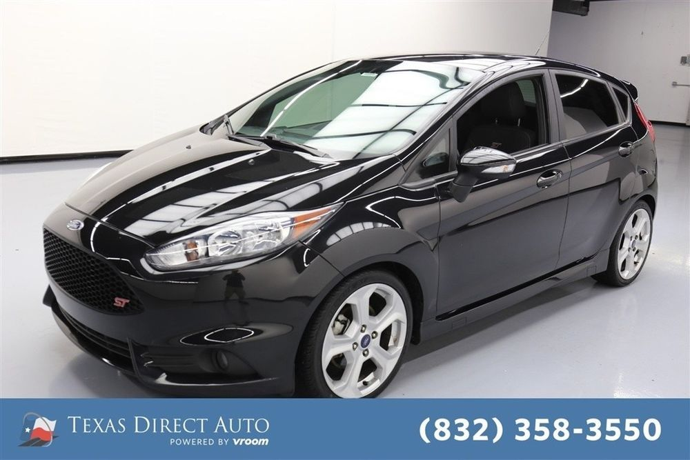 For Sale 2015 Ford Fiesta St Texas Direct Auto 2015 St Used Turbo 1 6l I4 16v Manual Fwd Hatchback Premium Ford Fiesta St Fiesta St Ford Fiesta