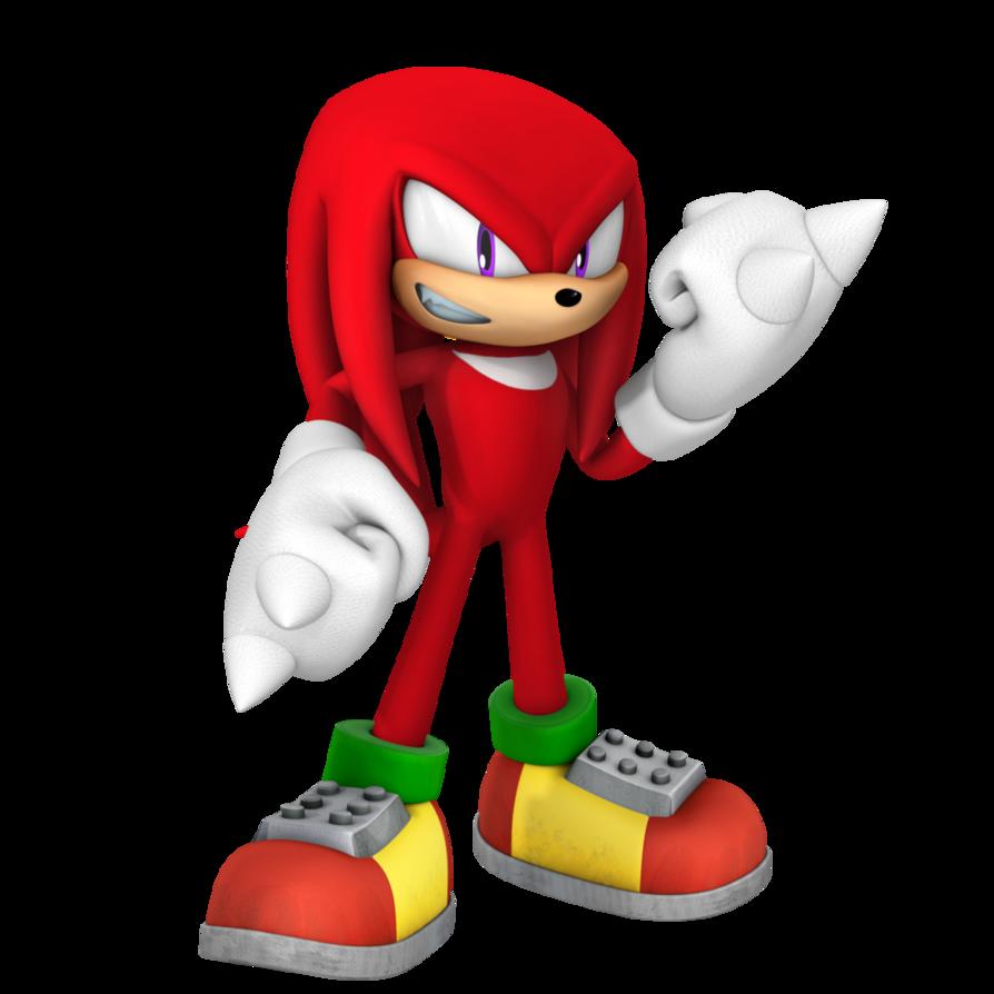 Knuckles Render 2016 By Https Nibroc Rock Deviantart Com On Deviantart Sonic Sonic And Shadow Echidna